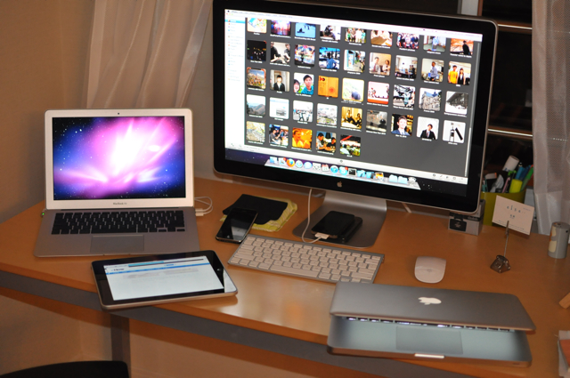 My Apple Products